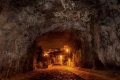 Fernando Martin Gonzalez. Titulo. Tunel,antigua carretera Parque del Drago